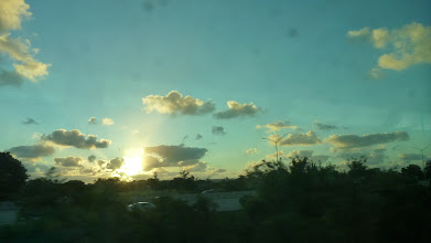 Photo: Sun rises around 7am this time of the year