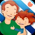 Myn earste wurdsjes app icon