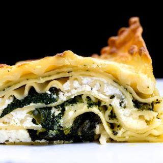 Broccoli Rabe Lasagna