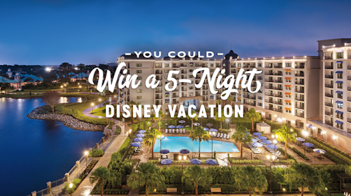 Enter Luca's Riviera Summer Sweepstakes and win a trip to Disney World