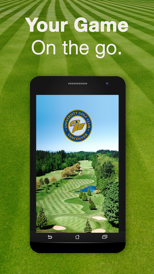 University Golf Club- screenshot