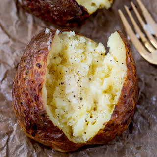 How To Make a Baked Potato.