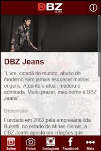 DBZ Jeans- screenshot thumbnail