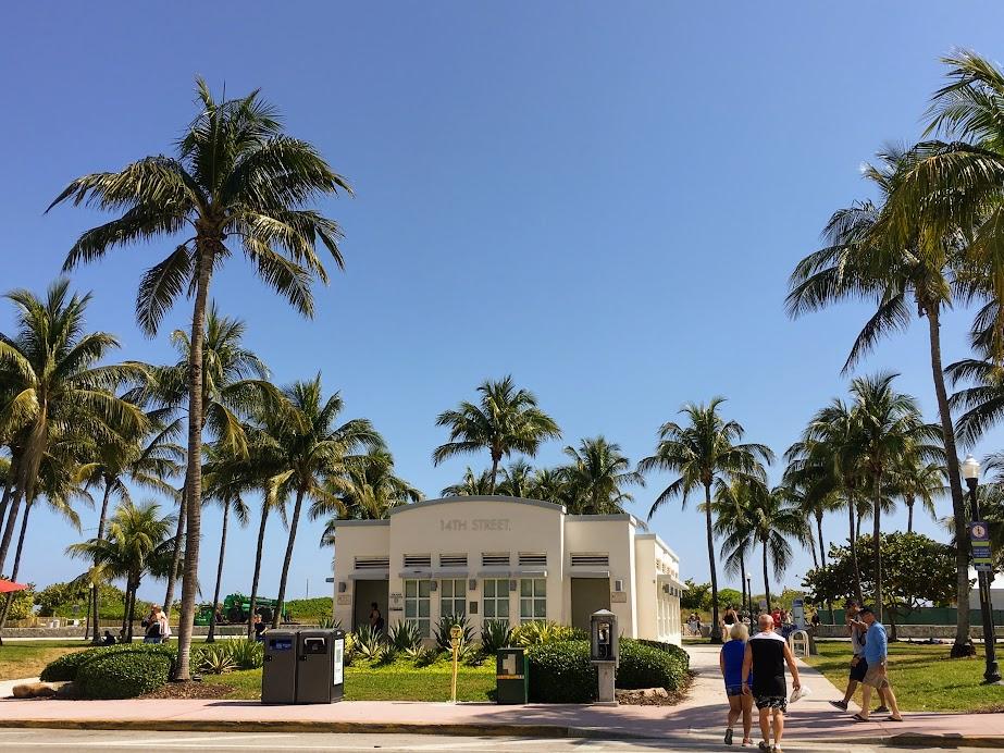 Ocean Drive South Beach, Miami