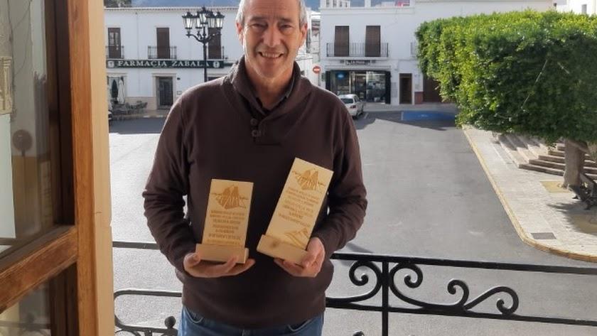 La Federación Andaluza de Montañismo premia a Dalías.