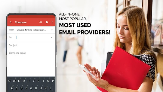 Email Providers App – All-in-one Free E-mail Check App Download For Android 1