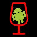 AlcoDroid Alcohol Tracker icon