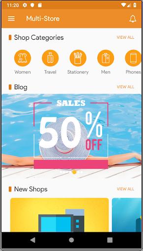 Multi-Store screenshot 1