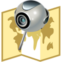 Webcams Map icon