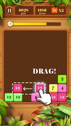 Drag n Merge: Block Puzzleのおすすめ画像3