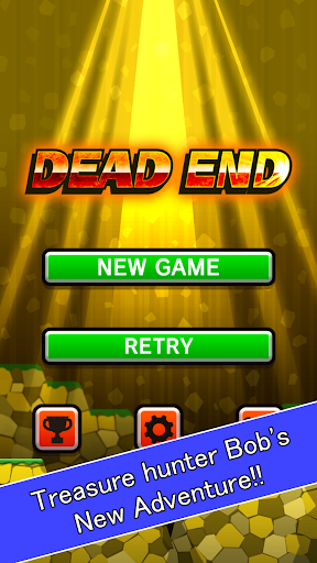 DEAD END - Crazy running Bob