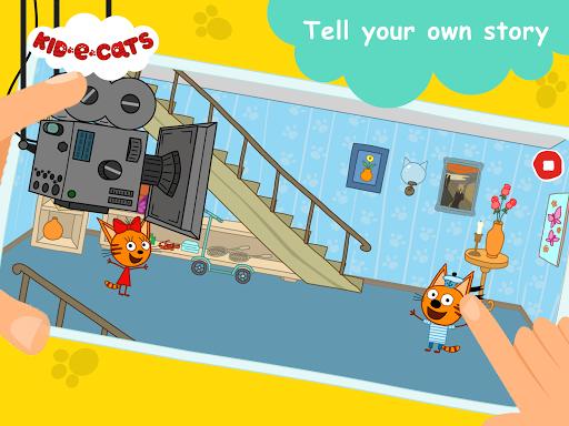 Kid-E-Cats Playhouse filehippodl screenshot 13