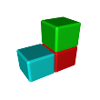 10x10 Blocks Game
