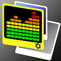 Equalizer 3D LWP icon