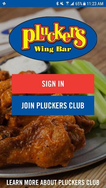 Pluckers Club
