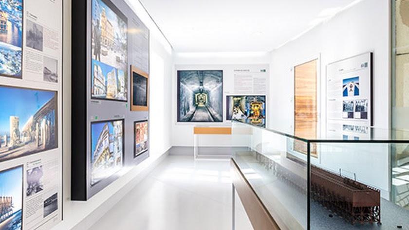 Sala de exposiciones del CIP