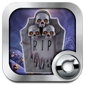 Scary Halloween Solo Launcher Theme icon