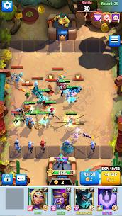 Auto Chess Legends: Tactics Teamfight 7