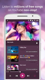 Free Music Player: Endless Free Songs Download Now Screenshot