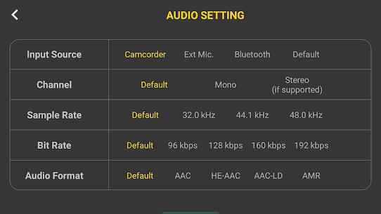 4K Camera – Filmmaker Pro apk free download 3