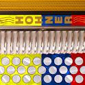 Hohner-BbEbAb Button Accordion icon