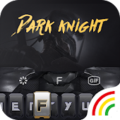 Dark Knight Keyboard Theme Android APK Download Free By Powerful Phone