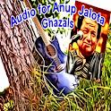 Audio for Anup Jalota Ghazals icon