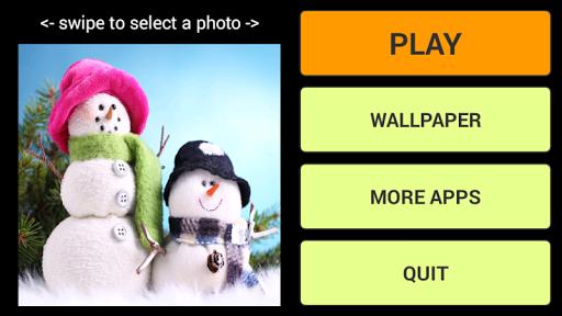 雪だるまのパズル+ LWP