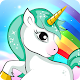 Kids puzzle for preschool fun - Unicorn 🦄 (game)
