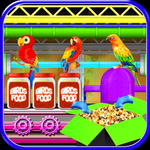 Tải Nhà máy Chăn nuôi Chim APK