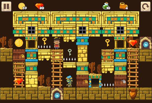 Puzzle Adventure - underground temple quest for PC
