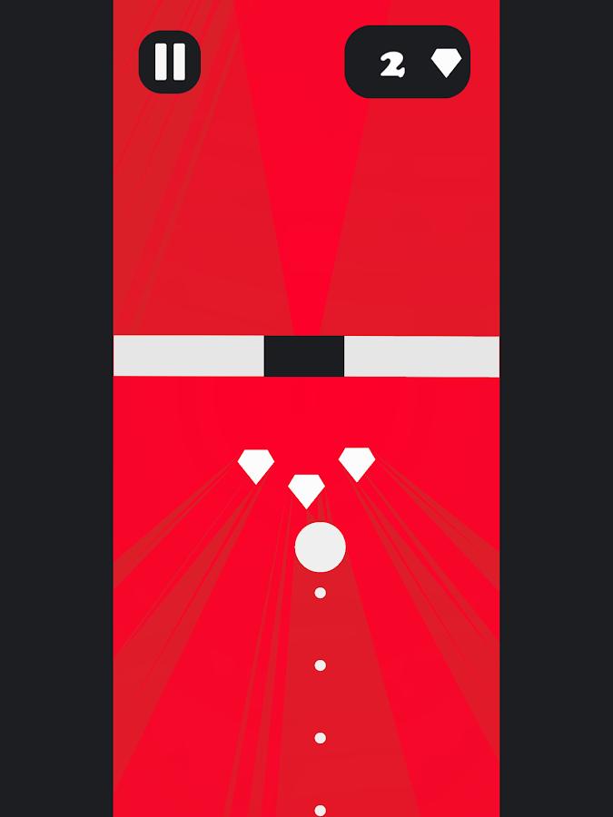 Diamonds Line - στιγμιότυπο οθόνης