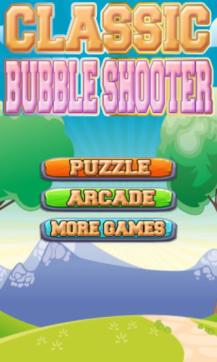 Classic Bubble Shooter
