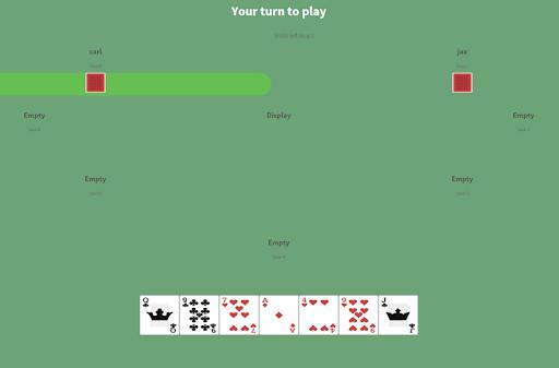 Cucumber Card Game