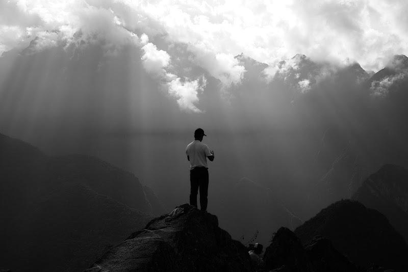 Viandante sopra un mare di nebbia, Friedrich di Cocfant