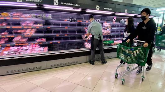 Los empleados de Mercadona trabajarán solo 4 días a la semana durante la crisis