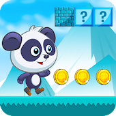 Super Panda Run Adventure