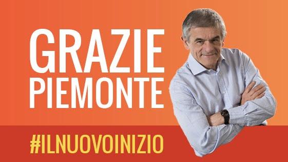 On. SERGIO CHIAMPARINO Presidente della regione della Regione Piemonte
