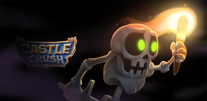 Castle Crush: Kostenlos Clash Spiel - Karten Krieg