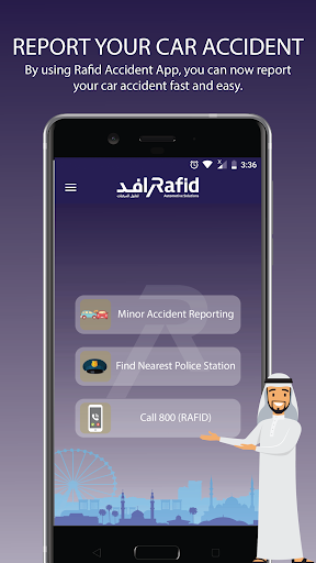 Rafid Accident Unit 2.9.4 screenshots 1