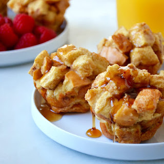 Cinnamon French Toast Muffins.