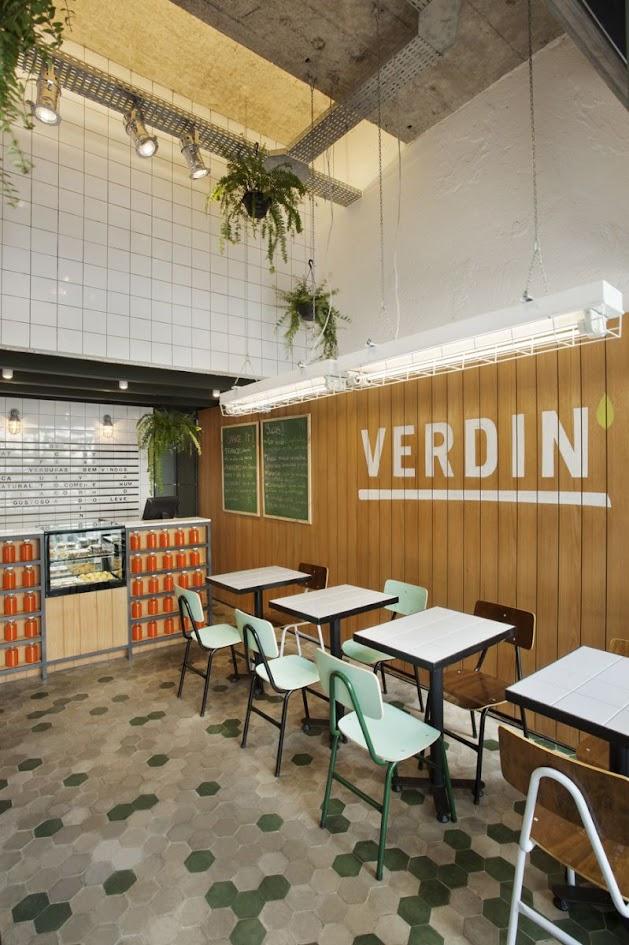 mẫu thiết kế quán ăn nhanh đẹp