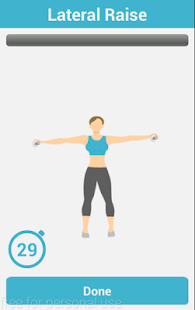 women's arm exercises  apps on google play