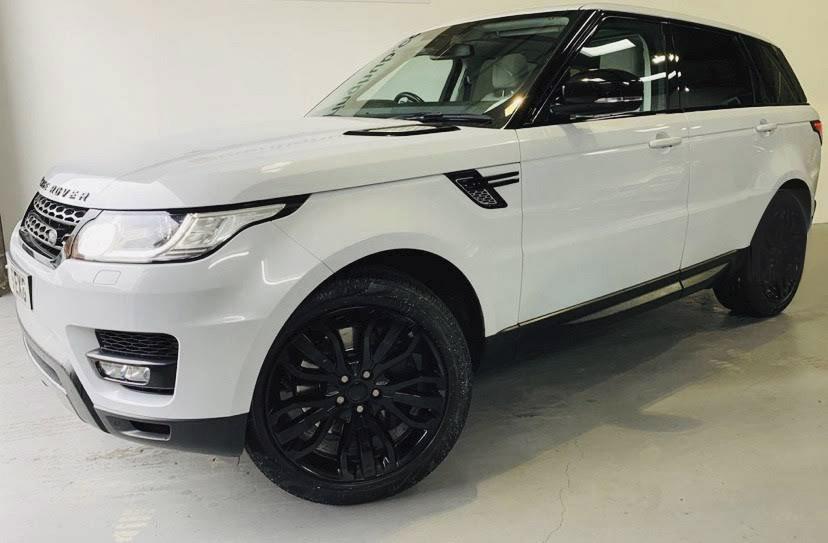 Land Rover Range Rover Sport Hire Luton