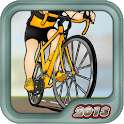 Cycling 2013 (Full Version) icon