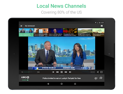 Watchup: Video News Daily Screenshot 22