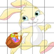 Animal puzzles jungle - puzzle game