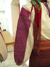 Photo: вербівецька сорочка-рукав'єнка, Гуцульщина