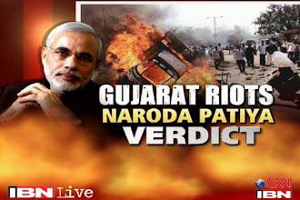 Photo: Naroda Patiya: Blow to Narendra Modi as BJP MLA Maya Kodnani, 30 others get life term http://t.in.com/4rKL