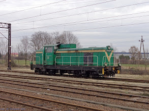 Photo: SM42-2506 {Papowo Toruńskie; 2014-02-15}